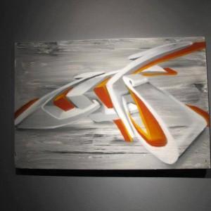 Zase Grey Orange